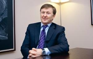 Вице-президент группы ИСТ, председатель наблюдательного совета Номос-банка