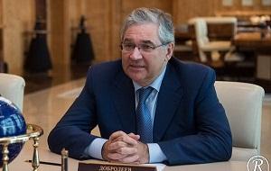 Российский журналист и медиаменеджер, генеральный директор Всероссийской государственной телевизионной и радиовещательной компании (ВГТРК)