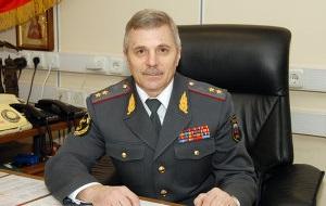 Бывший Начальник главного управления собственной безопасности (ГУСБ) МВД РФ