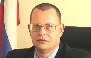 Бывший Глава города Щербинки Московской области
