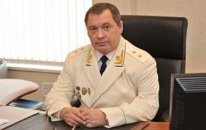 Глава прокуратуры Астраханской области (17 августа 2009 — 22 августа 2015 года). Государственный советник юстиции 2 класса.