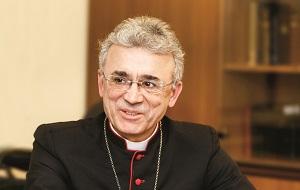 Католический епископ, ординарий Преображенской епархии в Новосибирске.