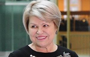 Председатель Санкт-Петербургского городского суда