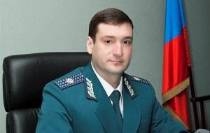 Руководитель УФНС России по Иркутской области