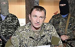 С 12 мая 2014 года - заместитель командующего вооружёнными силами ДНР, Советник Игоря Стрелкова (Гиркина)