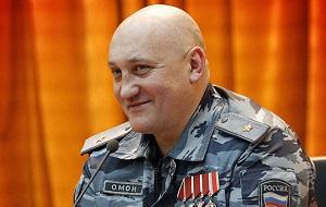 Бывший Начальник Центра специального назначения сил оперативного реагирования и авиации МВД РФ