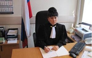Судья Бабушкинского районного суда