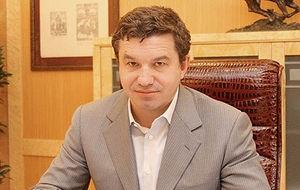 Украинский бизнесмен, Совладелец Киевской инвестиционной группы