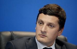 Российский государственный деятель, заместитель министра энергетики Российской Федерации по вопросам информационной политики и связям с губернаторами.