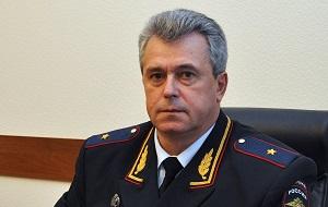 Заместитель начальника ГУ МВД России по Московской области - начальник полиции, генерал-майор полиции