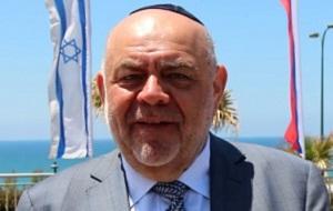 Российский еврейский общественный деятель, предприниматель, 6-й президент Российского еврейского конгресса с 14 мая 2009 года