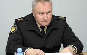 Врид директора Департамента государственного заказчика капитального строительства Министерства обороны Российской Федерации