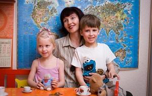 Россиянка, мать шестилетних двойняшек Артема и Сюни изъятие финскими социальными службами детей