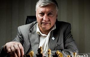 Советский и российский шахматист, двенадцатый чемпион мира по шахматам (1975—1985), международный гроссмейстер (1970), заслуженный мастер спорта СССР (1974). Трёхкратный чемпион мира по шахматам среди мужчин (1975, 1978, 1981), трёхкратный чемпион мира ФИДЕ (1993, 1996, 1998), двукратный чемпион мира в составе сборной СССР (1985 и 1989), шестикратный победитель шахматных олимпиад в составе сборной СССР (1972, 1974, 1980, 1982, 1986, 1988), трёхкратный чемпион СССР (1976, 1983, 1988), чемпион РСФСР (1970). Обладатель девяти шахматных «Оскаров» (1973, 1974, 1975, 1976, 1977, 1979, 1980, 1981, 1984). Почётный гражданин Златоуста (1979) и Тулы (1998)