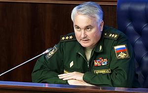 Начальник главного оперативного управления Генштаба РФ