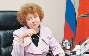 Министр экологии и природопользования Правительства Московской области