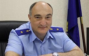 Бывший Прокурор Псковской области