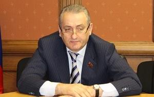 Депутат Московской областной Думы 5-го созыва, руководитель ООО ТК «Веста-СА»