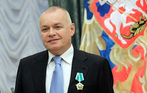 Генеральный директор российского международного информационного агентства «Россия сегодня»