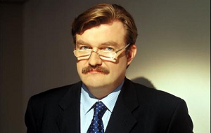 Советский, российский и украинский журналист, теле- и радиоведущий.