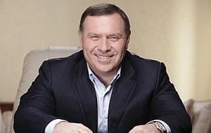 Украинский политик, предприниматель