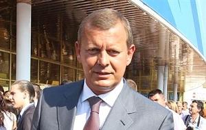 Украинский политик, бизнесмен и промышленник