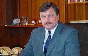 Первый заместитель Управляющего делами Президента РФ, бывший заместитель начальника Главного управления Центрального банка России по Ленинградской области