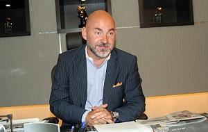 Российский медиаменеджер и продюсер. Генеральный директор и председатель правления ЗАО «Русская Медиагруппа» (2001—2015)