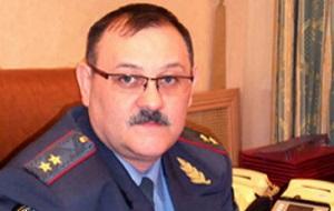 Бывший Заместитель министра внутренних дел РФ, бывший начальник Следственного департамента МВД