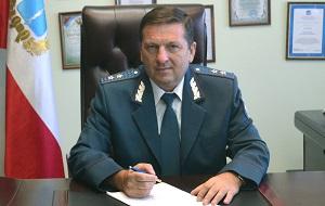 Руководитель Управления Федеральной налоговой службы по Саратовской области, Государственный советник Российской Федерации 2 класса