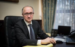 Председатель Центральной избирательной комиссии «ЛНР». Лауреат санкций США (22.12.2015)