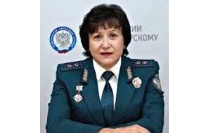 Руководитель УФНС России по Приморскому краю