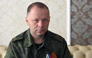 Министр обороны Донецкой Народной Республики
