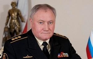 Российский военачальник, Главнокомандующий Военно-морским флотом Российской Федерации с апреля 2016 года. Адмирал (2013)