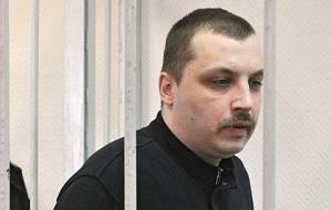 Безработный,Обвиняемый в участии в массовых беспорядках и применении насилия к сотруднику полиции на Болотной площади