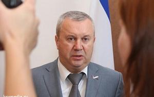 Руководитель Управления Федеральной налоговой инспекции РФ по Республике Крым