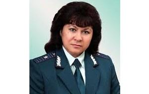 Руководитель УФНС России по Тамбовской области