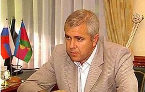 Экс-глава Администрация муниципального образования Крымский район