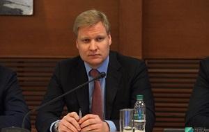 Совладелец и вице-президент Банка «Таврический»