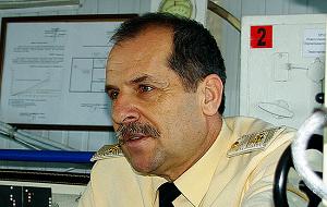 Контр-адмирал — заместитель командующего Черноморским флотом Российской Федерации