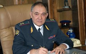 Бывший Начальник Главного управления Министерства внутренних дел Российской Федерации по Ростовской области