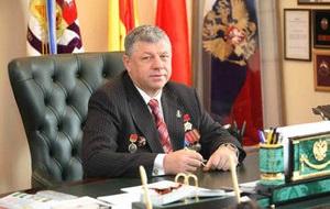 Бывший Глава Ногинского района Московской области