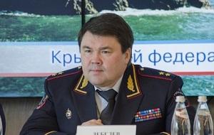 Российский работник органов внутренних дел, заместитель директора Федеральной службы Национальной гвардии Российской федерации, Генерал-лейтенант полиции