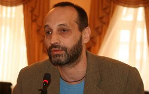 Русский поэт, культуролог, публицист, телеведущий, литературтрегер.