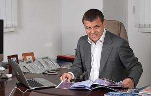 Совладелец и Председатель, Совета директоров «АЛМ-Девелопмент»