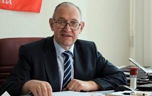 Один из лидеров самопровозглашенной Донецкой народной республики