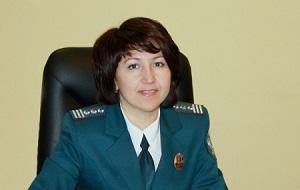 Руководитель УФНС России по ХМАО-Югре
