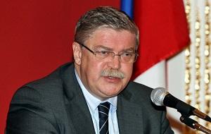 Заместитель секретаря Совета безопасности РФ, бывший помощник Секретаря Совета безопасности РФ