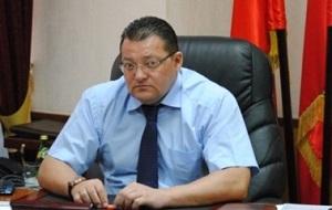 Глава Павлово-Посадского района