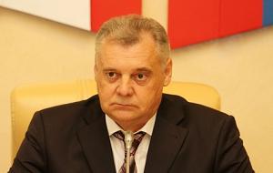 Глава ЦИК Крыма